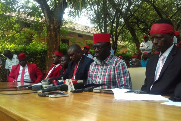 Final match to State House: Dr.Besigye launches 'Tubalemese' Campaign to Kickout Museveni, alternative Cabinet to be sworn in!
