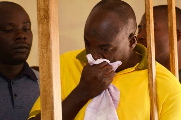 Abdallah Kitatta, Body Guard Get Sentenced To 8 Yrs In Prison