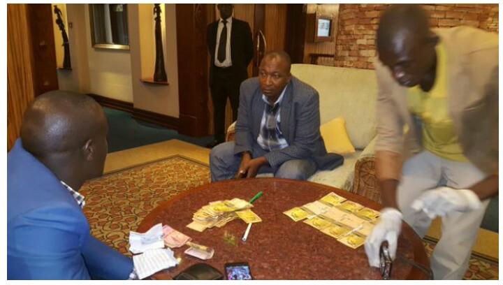 Ex Minister Kabafunzaki Sweats Plasma Bribery Case Resumes