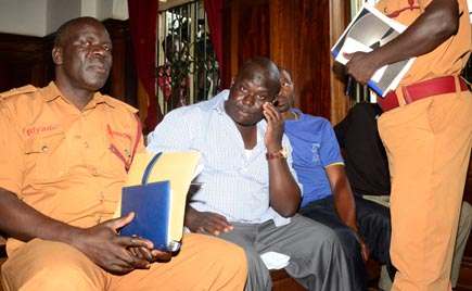 I DIDN'T MURDER KATUSABE: SSEBUWUFU DENIES AS  TRIAL BEGINS