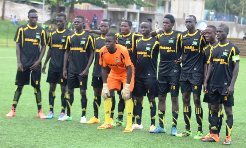 KCCA 'Punishes' Mbarara FC at Own Home.