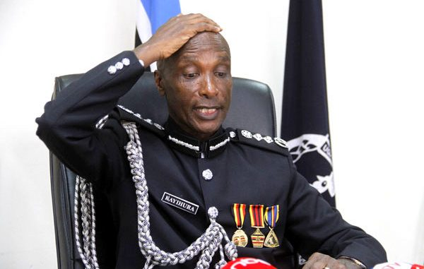 Kayihura Dragged To ICC Just A Day After His Sacking As IGP!