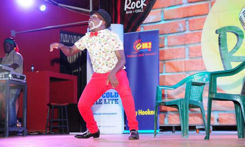 Comedy Meets Poetry At Rock Comedy.
