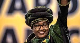 Winnie Madikizela-Mandela's Candle Burns Out at 81!