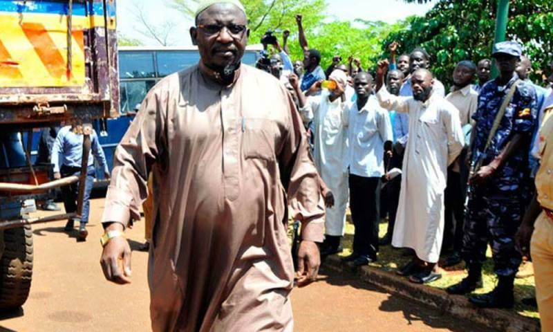 Former Tabliq Muslim leader Sheikh Yunus Kamoga denied bail,Sent Back To Luzira