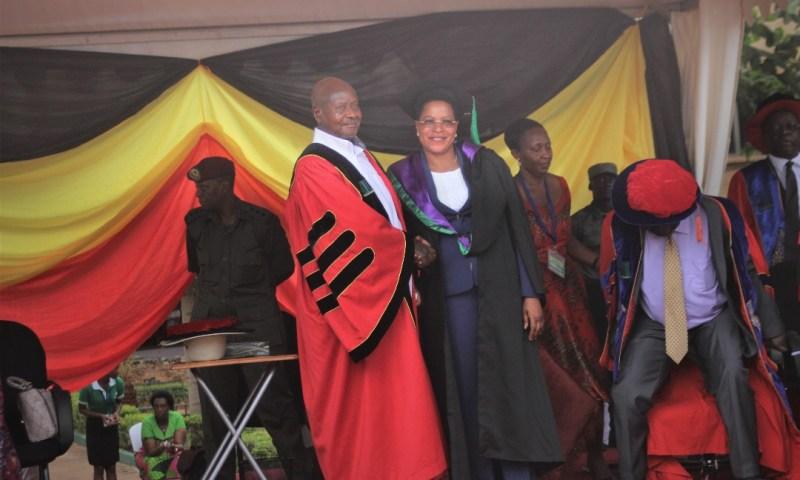 Gender Balance: Anita Among Wins NRM Flag For Deputy Speaker Race!