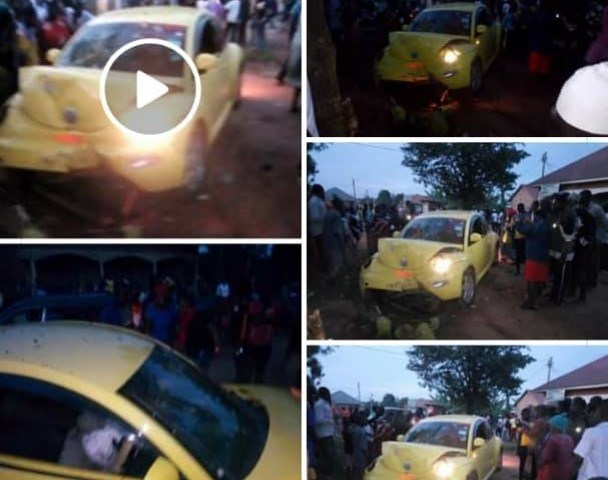 Hon.Ibrahim Abiriga,Body Guard Shot Dead!
