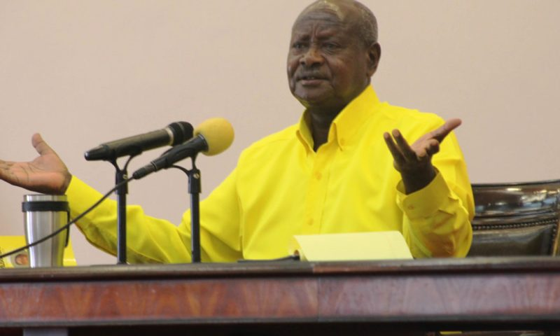 Uganda To Save Over Shs500B In 2021 Gen.Elections If Voters Queue Behind Candidates-NRM