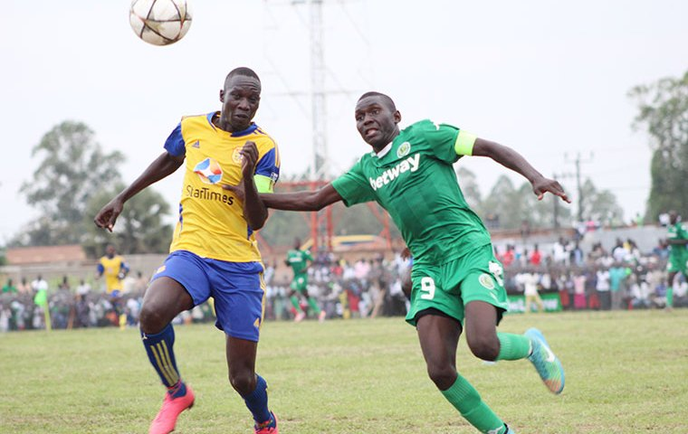 KCCA Fc, Onduparaka To Face Off In Charity Match