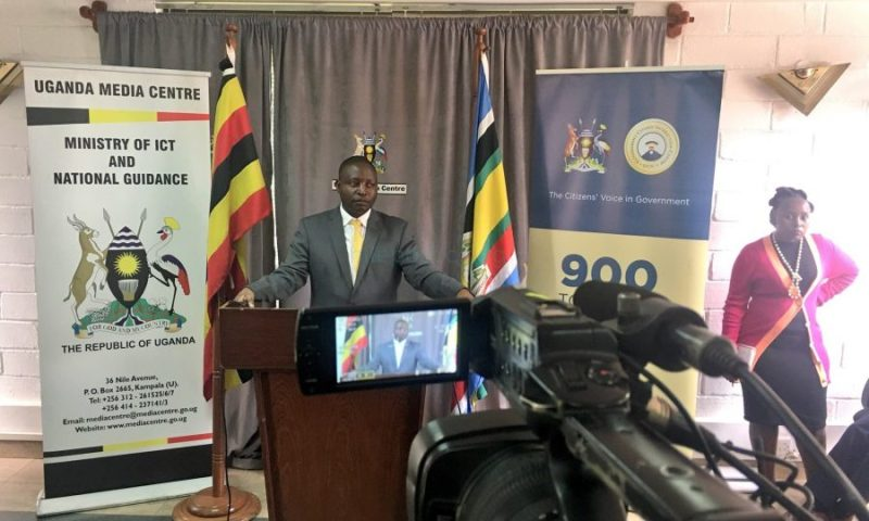 Mobile Money Charges Will Only Apply On Withdraws-Minister Bahati