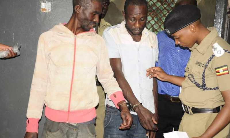 UPDF Officer Arrested In Armed Robbery
