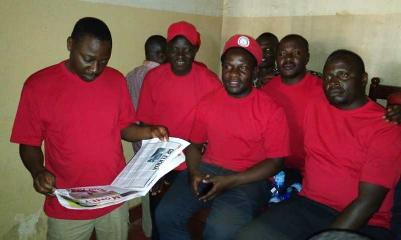 Opposition MPs Charged With Treason, Sent To Prison Till 30th August!