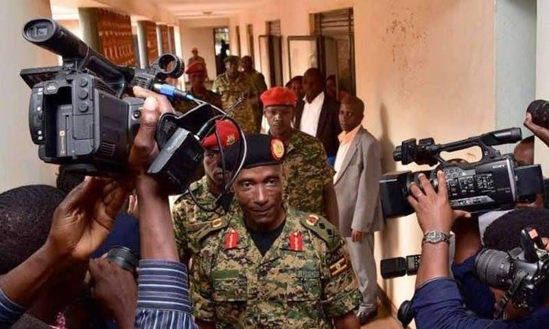 Gen.Kale Kayihura Released On Court Bail, Not Allowed to Leave K'la Like King Mumbere!
