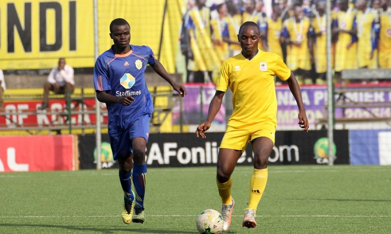 KCCA Fc Complete The Signing Of Nicholas Kasozi From SC Villa