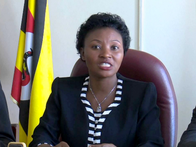 Am Not Leaving Lop Office: POA Stack With Winnie Kiiza Just As Museveni, King Mumbere!