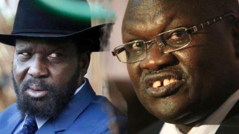 South Sudanese   To End Fighting As Ex-Vice  President Dr Riek Machar Returns From Exile