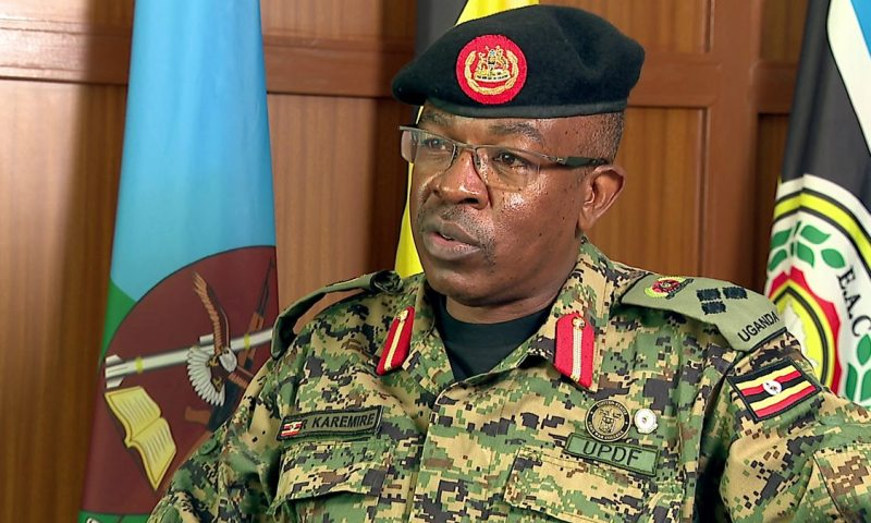 UPDF Starts Recruitment Exercise Of LDUs To Curb Rampant Murders