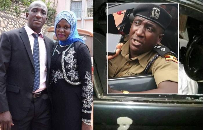 Lady Murdered With DPC Muhamad Kirumira Finally Identified, Not His Wife!
