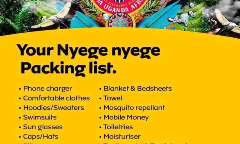 Minister Lokodo Stops MTN Nyegenyege Festival Over Homosexuals!
