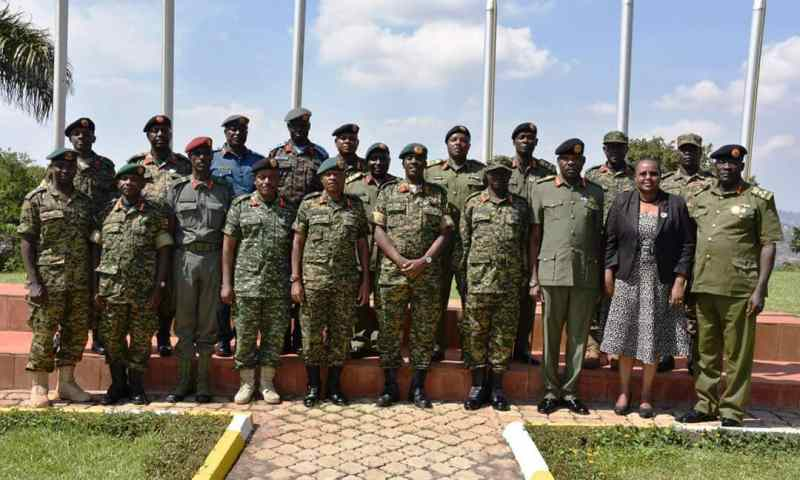 Gen Muhoozi Launches Defence Academy To Sharpen Sharp-Shooters, Institute To Open By 2019