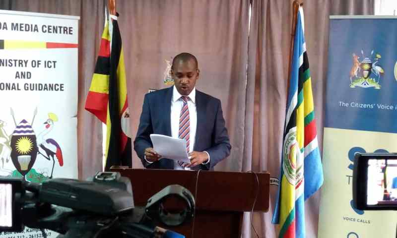 Workers Of  Merged Agencies Will Not Be Left Out-Minister Tumwebaze Clarifies