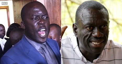 Besigye's Cult Is Killing FDC-Odongo Otto, Cantankerous Mp Advises POA To resign!