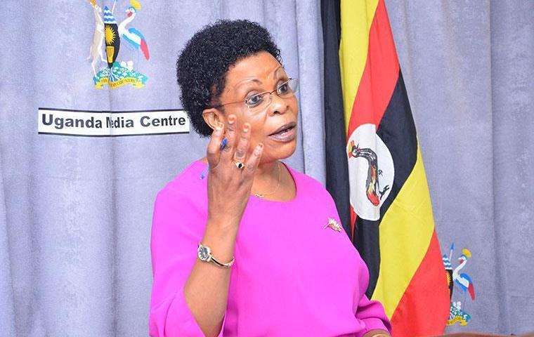 Betty Kamya Warns Erias Lukwago For Inciting Violence