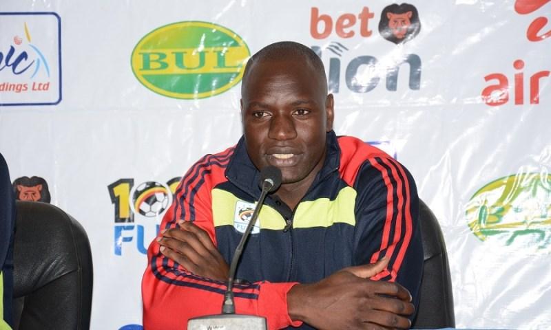 Dennis Onyango Confident Of Three Points Against Lesotho