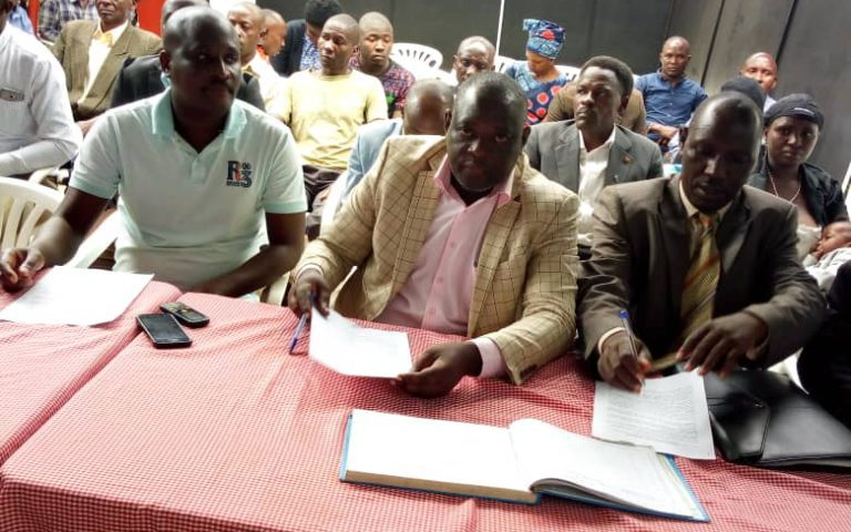 Over 60 FDC Party Leaders Dustbin Party For Gen. Muntu's New Formation!