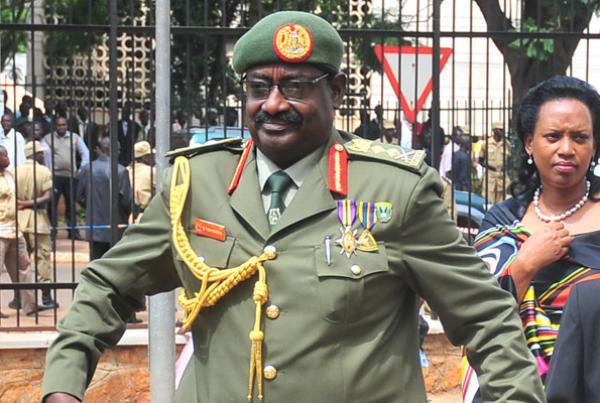 President Museveni Retires Gen.Tinyefuza, Ivan Koreta From Army!