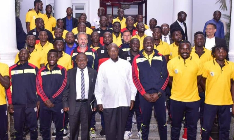 President Museveni Offers Chartered Plane, 200 Million To Uganda Cranes