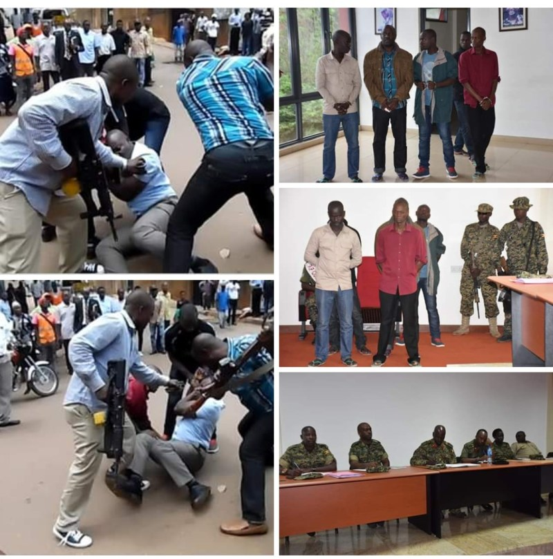 Yusuf Kawooya Tormentors Finally Arrested, Charged In Army Court