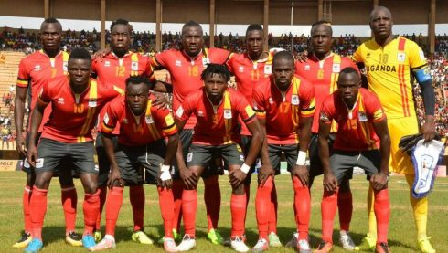 Uganda Cranes A Point Away From Qualifying For The 2019 AFCON