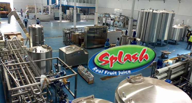 Exclusive: Britania's US$5.3M New Bottled Splash Plant Finally Arrives, Production Begins Jan 2019!