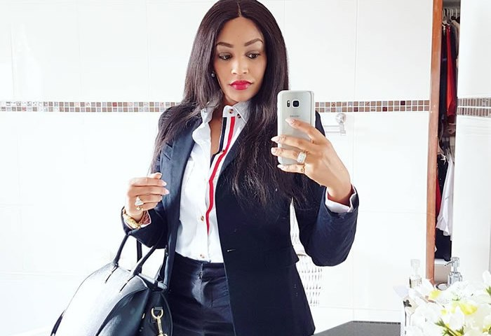 Zari Hassan Gets Lucky Again,To Host Charity Event Alongside Beyonce's Dad!