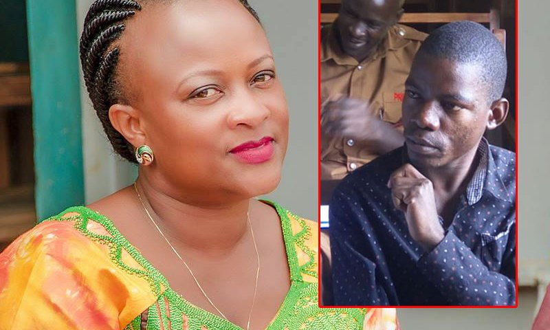 MP Sylivia Rwabwogo: Brian Isiko Should Be Jailed Because He's Still Asking For My Hand In Marriage!
