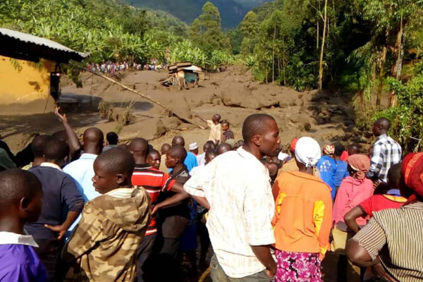 Death Toll Rises To 70 In Bududa Mudslide