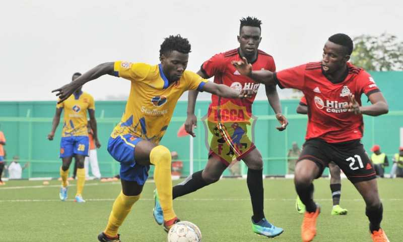 SC Vipers, KCCA Draw In Thrilling Encounter