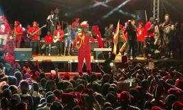 Bobi Wine Beats All Odds To Hold Successful Kyarenga Concert, Thanks UG Police For Job Well Done