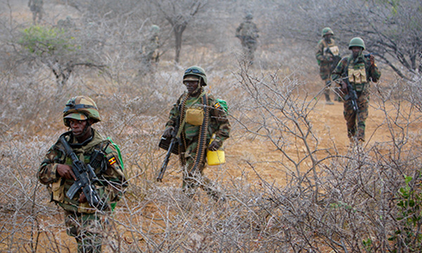 Panic As UPDF Deploys At Congo Border Over ADF Rebels Attack