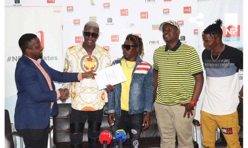 Next Media Pumps UGX500M In Chameleone's Saba Saba Concert!