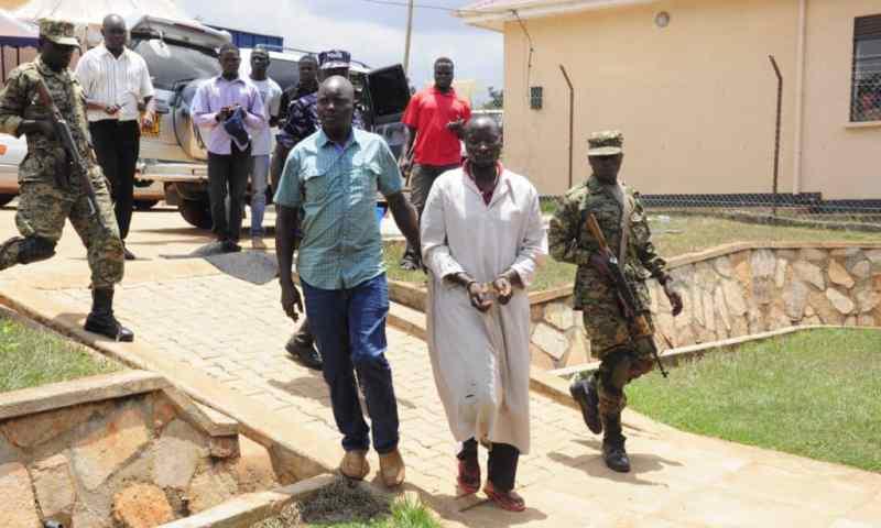 Am Rotting In Prison – Kirumira Killer