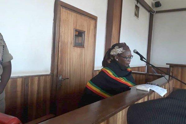 Dr Nyanzi's Court Hearing Flops, Case Adjourned