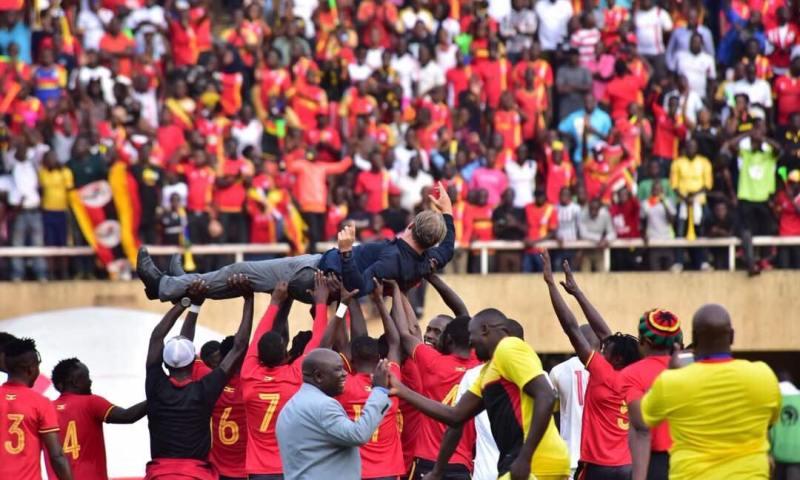 Uganda Cranes Through To AFCON After Defeating Cape Verde