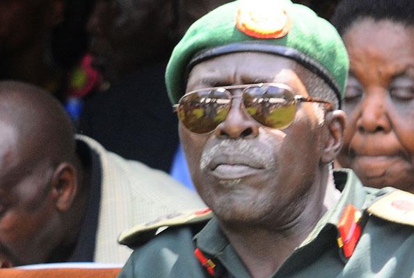 """Kasirye Ggwanga Stood With Me When The Whole World Was Against Me""-Former IGP Gen.Kayihura's Letter Brings Goose To Top Generals Attending Burial At Nkene Village, Ggwanga Was True Soldier"