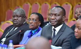 BoU Officials Back To Parliament Again To Face MPs Over Crane Bank Controversy
