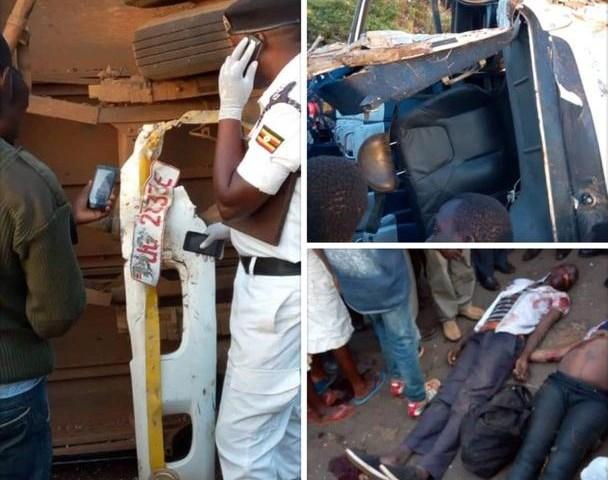 Kapchorwa Accident Kills 19!