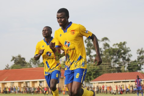 KCCA Go Four Points Clear After Thrashing Ndejje University
