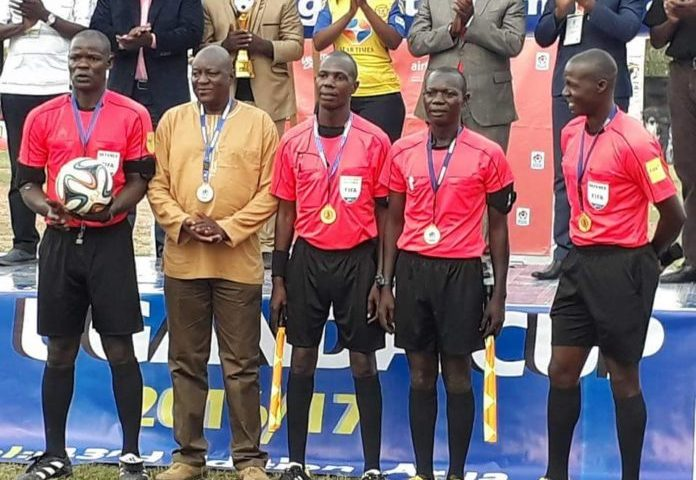 22 Ugandan Referees Approved For 2019 FIFA Badges