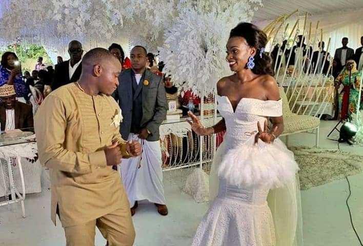 Photos: Why Actress Lukoma, Lover Held Secret 'Kwanjula'